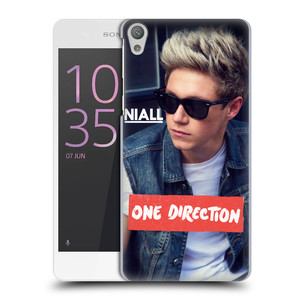 Plastové pouzdro na mobil Sony Xperia E5 HEAD CASE One Direction - Niall