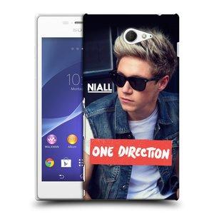 Plastové pouzdro na mobil Sony Xperia M2 D2303 HEAD CASE One Direction - Niall