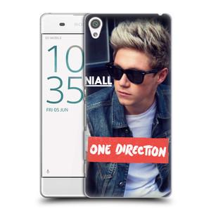 Plastové pouzdro na mobil Sony Xperia XA HEAD CASE One Direction - Niall