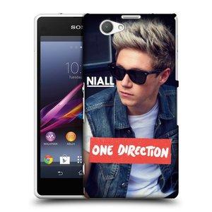 Plastové pouzdro na mobil Sony Xperia Z1 Compact D5503 HEAD CASE One Direction - Niall