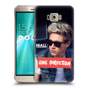 Plastové pouzdro na mobil Asus ZenFone 3 ZE520KL HEAD CASE One Direction - Niall