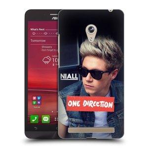 Plastové pouzdro na mobil Asus Zenfone 6 HEAD CASE One Direction - Niall