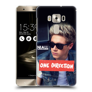 Plastové pouzdro na mobil Asus ZenFone 3 Deluxe ZS570KL HEAD CASE One Direction - Niall