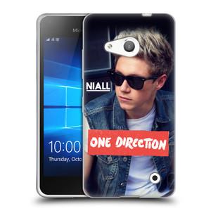 Silikonové pouzdro na mobil Microsoft Lumia 550 HEAD CASE One Direction - Niall