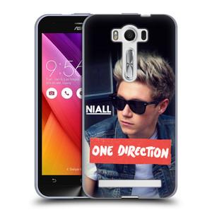 Silikonové pouzdro na mobil Asus ZenFone 2 Laser ZE500KL HEAD CASE One Direction - Niall
