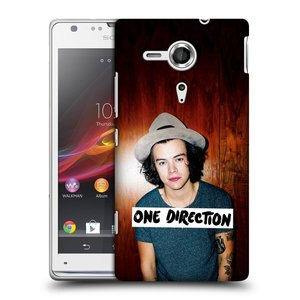 Plastové pouzdro na mobil Sony Xperia SP C5303 HEAD CASE One Direction - Harry