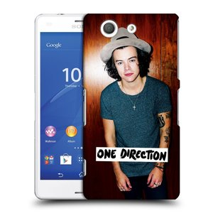Plastové pouzdro na mobil Sony Xperia Z3 Compact D5803 HEAD CASE One Direction - Harry