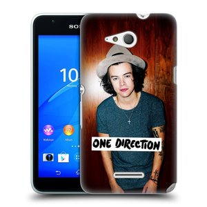 Plastové pouzdro na mobil Sony Xperia E4g E2003 HEAD CASE One Direction - Harry