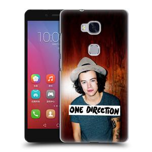Plastové pouzdro na mobil Honor 5X HEAD CASE One Direction - Harry