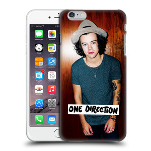 Plastové pouzdro na mobil Apple iPhone 6 Plus HEAD CASE One Direction - Harry