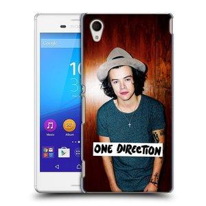 Plastové pouzdro na mobil Sony Xperia M4 Aqua E2303 HEAD CASE One Direction - Harry