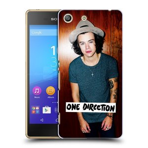 Plastové pouzdro na mobil Sony Xperia M5 HEAD CASE One Direction - Harry
