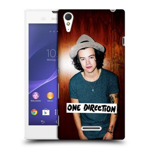 Plastové pouzdro na mobil Sony Xperia T3 D5103 HEAD CASE One Direction - Harry