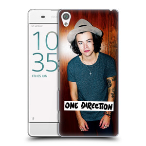 Plastové pouzdro na mobil Sony Xperia XA HEAD CASE One Direction - Harry