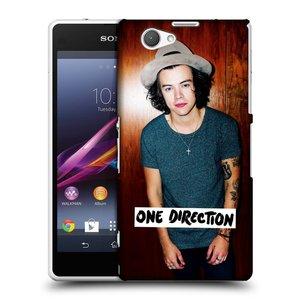 Plastové pouzdro na mobil Sony Xperia Z1 Compact D5503 HEAD CASE One Direction - Harry