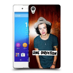 Plastové pouzdro na mobil Sony Xperia Z3+ (Plus) HEAD CASE One Direction - Harry