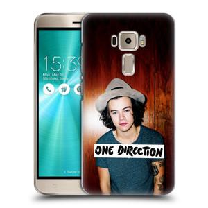 Plastové pouzdro na mobil Asus ZenFone 3 ZE520KL HEAD CASE One Direction - Harry
