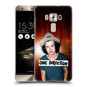 Plastové pouzdro na mobil Asus ZenFone 3 Deluxe ZS570KL HEAD CASE One Direction - Harry