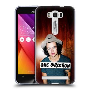 Silikonové pouzdro na mobil Asus ZenFone 2 Laser ZE500KL HEAD CASE One Direction - Harry