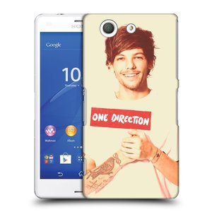 Plastové pouzdro na mobil Sony Xperia Z3 Compact D5803 HEAD CASE One Direction - Louis