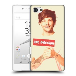 Plastové pouzdro na mobil Sony Xperia Z5 Compact HEAD CASE One Direction - Louis