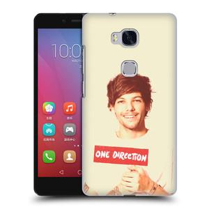 Plastové pouzdro na mobil Honor 5X HEAD CASE One Direction - Louis