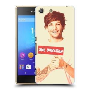 Plastové pouzdro na mobil Sony Xperia M5 HEAD CASE One Direction - Louis