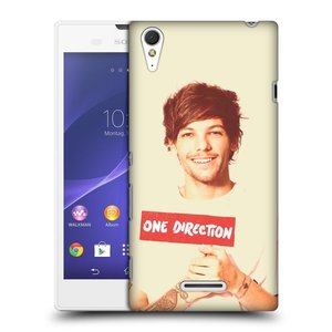 Plastové pouzdro na mobil Sony Xperia T3 D5103 HEAD CASE One Direction - Louis