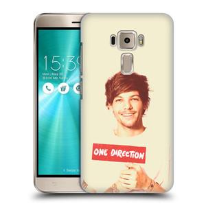 Plastové pouzdro na mobil Asus ZenFone 3 ZE520KL HEAD CASE One Direction - Louis