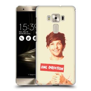 Plastové pouzdro na mobil Asus ZenFone 3 Deluxe ZS570KL HEAD CASE One Direction - Louis