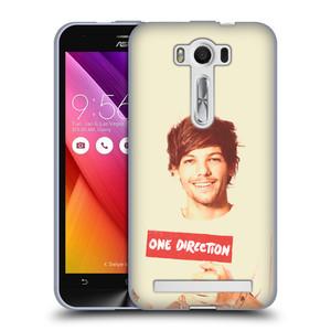 Silikonové pouzdro na mobil Asus ZenFone 2 Laser ZE500KL HEAD CASE One Direction - Louis