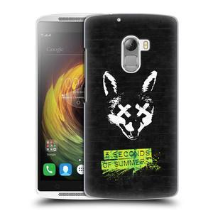 Plastové pouzdro na mobil Lenovo A7010 HEAD CASE 5 Seconds of Summer - Fox