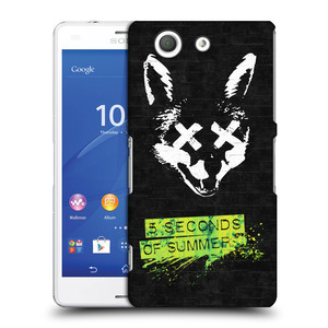 Plastové pouzdro na mobil Sony Xperia Z3 Compact D5803 HEAD CASE 5 Seconds of Summer - Fox