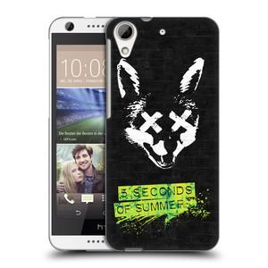 Plastové pouzdro na mobil HTC Desire 626 / 626G HEAD CASE 5 Seconds of Summer - Fox