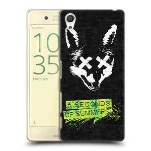 Plastové pouzdro na mobil Sony Xperia X HEAD CASE 5 Seconds of Summer - Fox