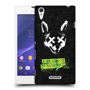Plastové pouzdro na mobil Sony Xperia T3 D5103 HEAD CASE 5 Seconds of Summer - Fox
