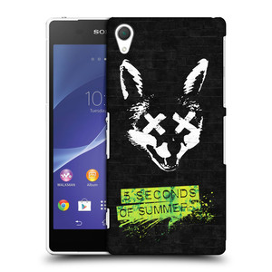 Plastové pouzdro na mobil Sony Xperia Z2 D6503 HEAD CASE 5 Seconds of Summer - Fox