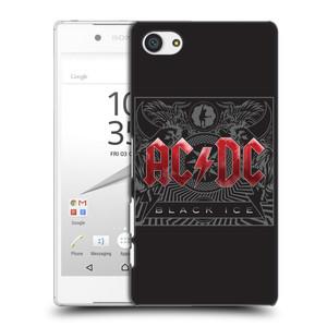 Plastové pouzdro na mobil Sony Xperia Z5 Compact HEAD CASE AC/DC Black Ice