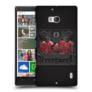 Plastové pouzdro na mobil Nokia Lumia 930 HEAD CASE AC/DC Black Ice