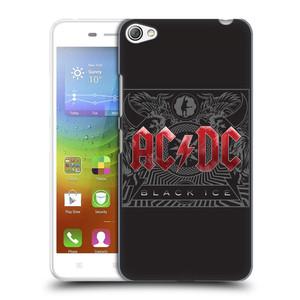 Plastové pouzdro na mobil Lenovo S60 HEAD CASE AC/DC Black Ice
