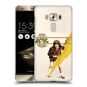 Plastové pouzdro na mobil Asus ZenFone 3 Deluxe ZS570KL HEAD CASE AC/DC High Voltage