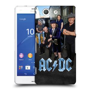 Plastové pouzdro na mobil Sony Xperia Z3 Compact D5803 HEAD CASE AC/DC Skupina barevně