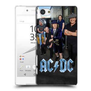 Plastové pouzdro na mobil Sony Xperia Z5 Compact HEAD CASE AC/DC Skupina barevně