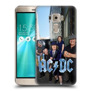 Plastové pouzdro na mobil Asus ZenFone 3 ZE520KL HEAD CASE AC/DC Skupina barevně