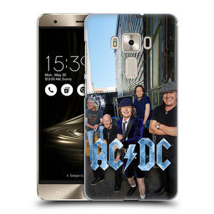 Plastové pouzdro na mobil Asus ZenFone 3 Deluxe ZS570KL HEAD CASE AC/DC Skupina barevně