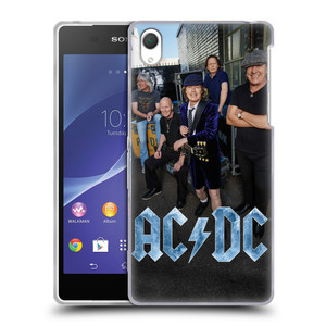 Silikonové pouzdro na mobil Sony Xperia Z2 D6503 HEAD CASE AC/DC Skupina barevně