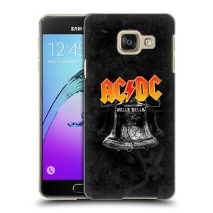 Plastové pouzdro na mobil Samsung Galaxy A3 (2016) HEAD CASE AC/DC Hells Bells