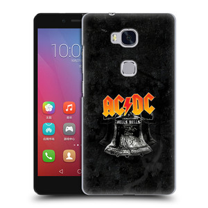 Plastové pouzdro na mobil Honor 5X HEAD CASE AC/DC Hells Bells