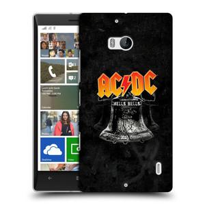 Plastové pouzdro na mobil Nokia Lumia 930 HEAD CASE AC/DC Hells Bells