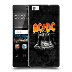 Plastové pouzdro na mobil Huawei P8 Lite HEAD CASE AC/DC Hells Bells